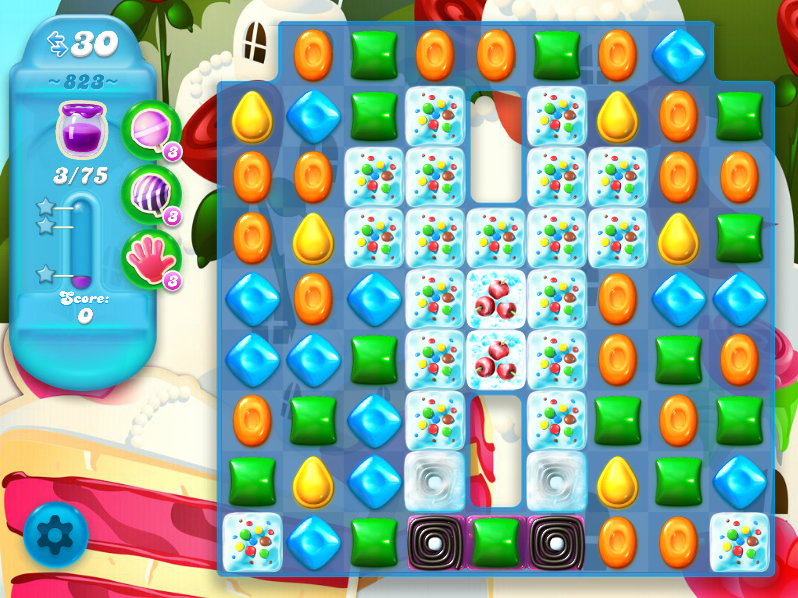 Candy Crush Soda Saga 823
