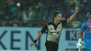 Trent Boult 4-34 vs India Highlights