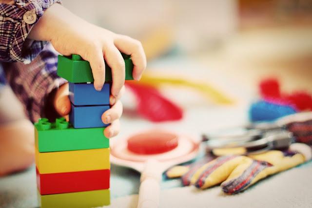 jouets maison enfants bien préparer