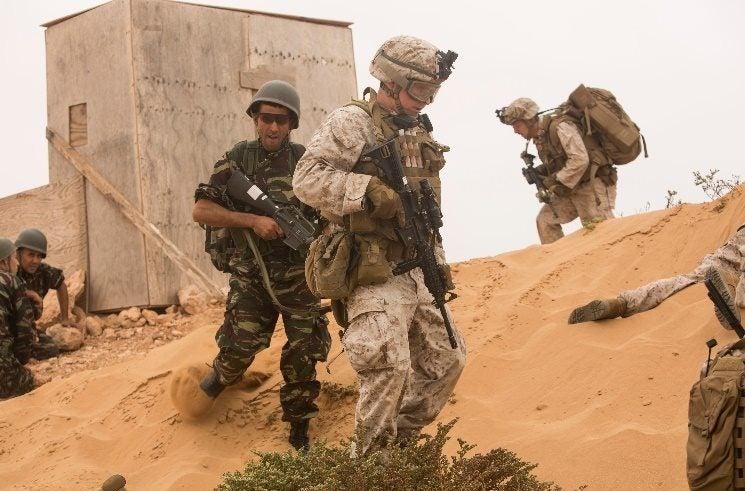 """""""الأسد الافريقي ل2020″بالمغرب.. أضخم مناورة عسكرية في افريقيا"""