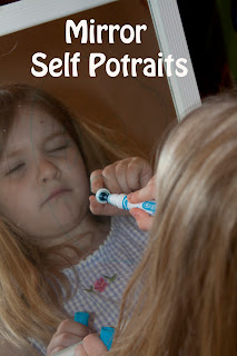 Self Potraits in a Mirror