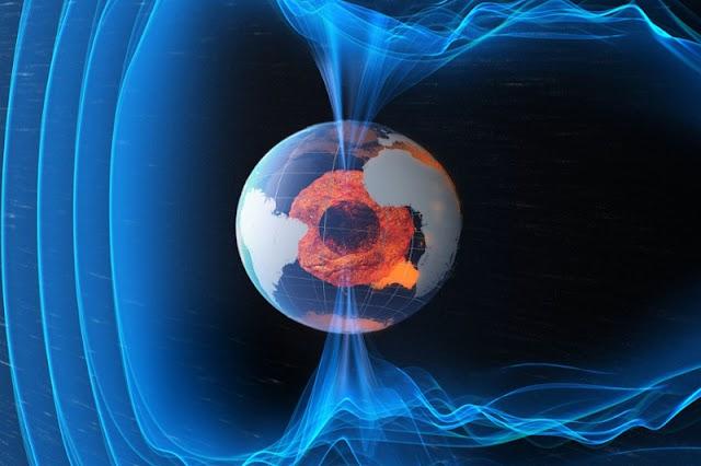 Последнее магнитное переключение Земли: ученые из Японии нашли удивительную запись