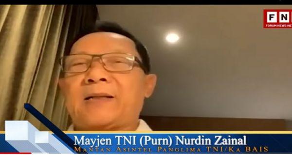 BIN Punya Pasukan Bersenjata, Mantan KABAIS TNI: Mau Bertempur Sama Siapa?