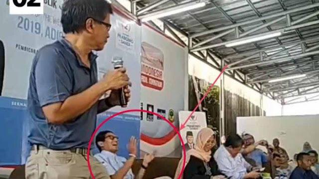 Kenapa yang Dihujat Jokowi Terus, Bukan SBY? Jawaban Rocky Gerung Bikin Sandi Terpingkal-pingkal
