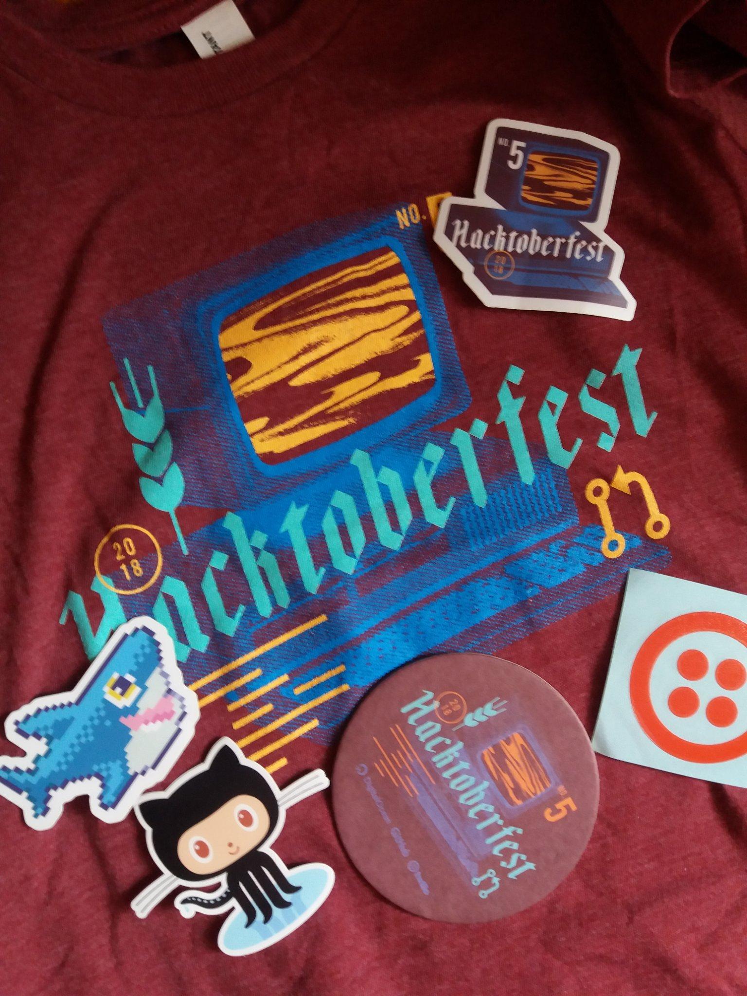 hacktoberfest-T-shirt-2018