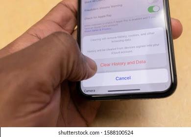 Cara Menghapus Cache Iphone dengan Mudah