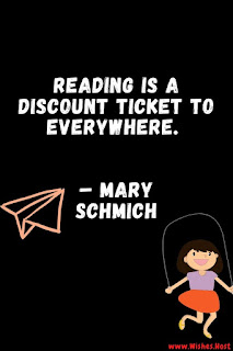 reading quotes for kids to motivate reading book