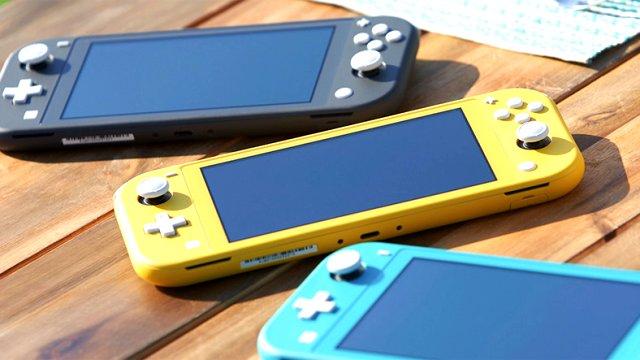 Nintendo Switch Lite Tanıtıldı!