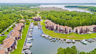 Sailboat Bay Waterfront Condo For Sale, Gulf Shores AL