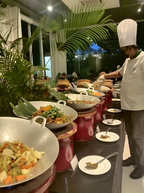 The Haven Ramadhan Buffet 2021