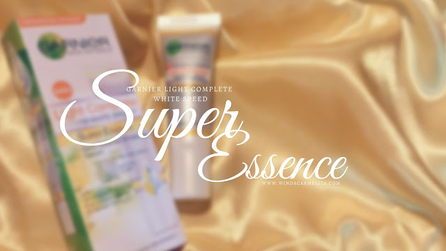 Garnier Light Complete White Speed Super Essence Serum