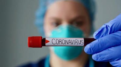 GAMBAR INFORMASI PENTING TENTANG VIRUS CORONA