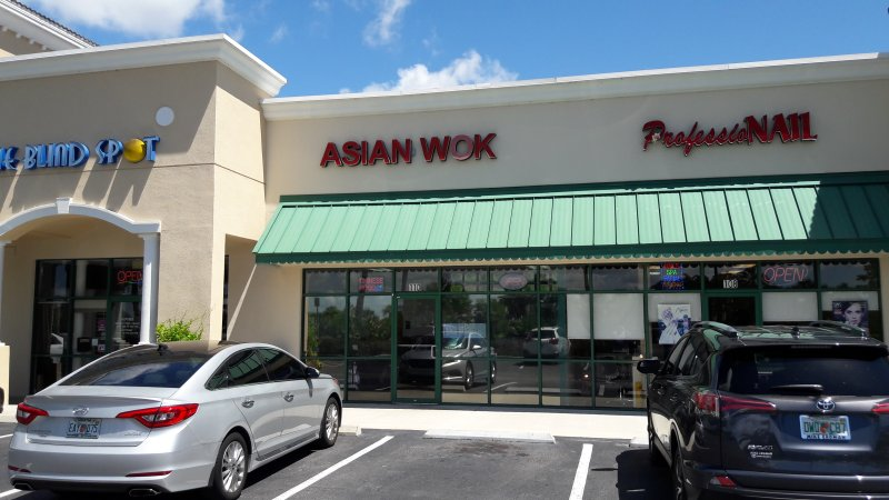 Asian Wok Chinese Restaurant, Viera, FL
