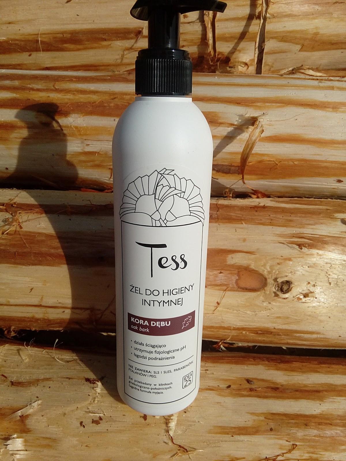 Żel do higieny intymnej Tess Kora dębu / IDEA25