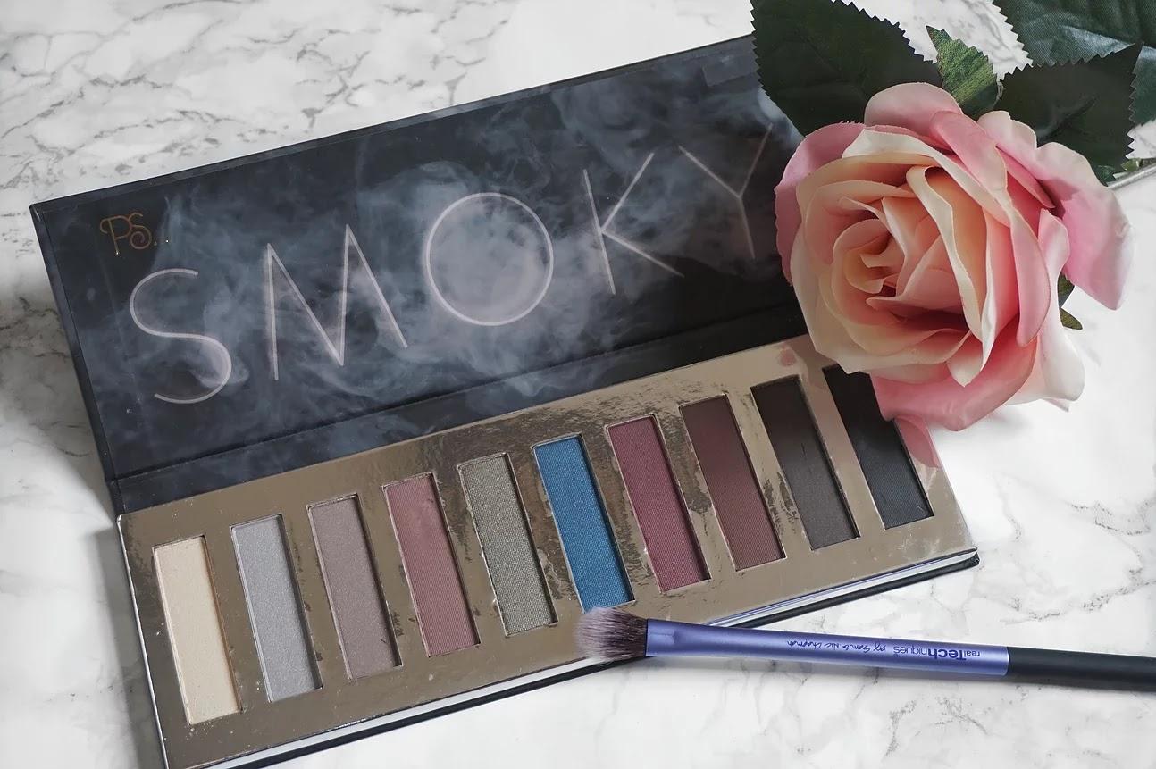 Primark Smoky Eyeshadow Palette