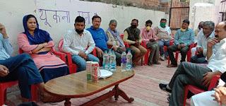जौनपुर : शिकायत मिलने पर सफाईकर्मी पर होगी कार्रवाई : रूखसाना कमाल