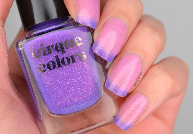 Cirque Colors Sol Swatch