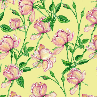 water-colour-flower-textile-repeat-design-50093
