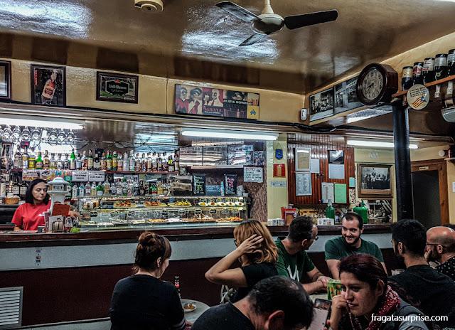 Bar no Raval, Barcelona