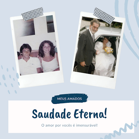02/11 - Saudade Eterna!