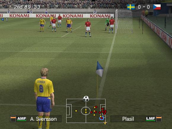 تحميل لعبة بيس 6 - Pro Evolution Soccer 2006