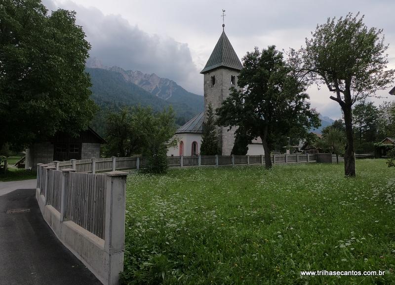 Eslovenia Triglav Ratece