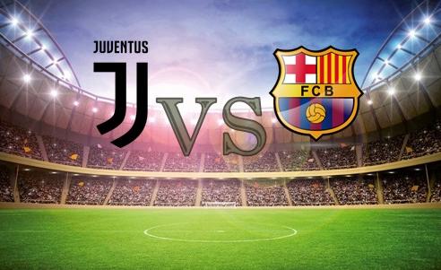 مشاهدة مباراة برشلونة ويوفنتوس بث مباشر