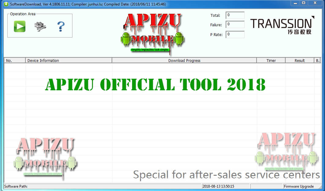 DOWNLOAD TECNO OFFICIAL TOOL RELEASE 2018 BY APIZU - PITIFUL