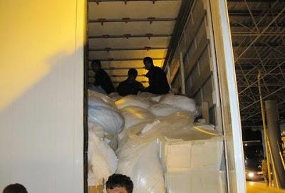 Ηγουμενίτσα: Έκρυβε στο φορτηγό 9 παράνομους μετανάστες
