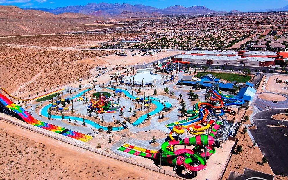 Parque Aquático Wet'n Wild em Las Vegas