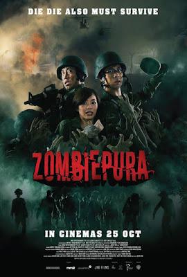 Zombiepura 2018 Mandarin 480p WEB-DL ESub