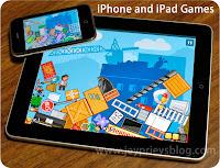 popular iphone ipad games