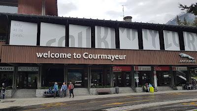Come arrivare a Courmayeur