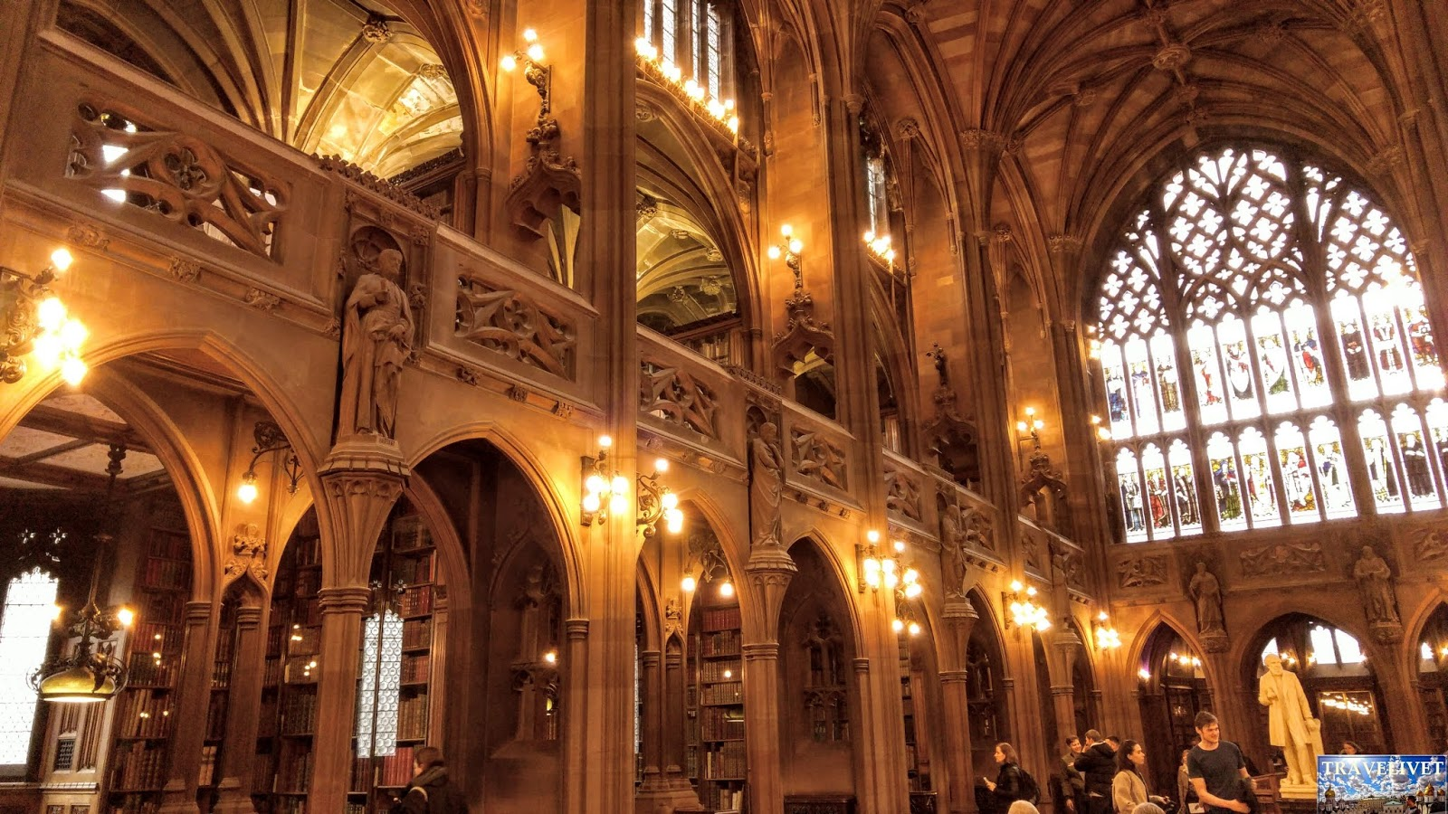 UK Royaume Uni Manchester Cathédrale
