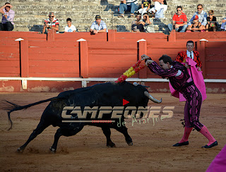 Toros Goyesca Aranjuez Covid19