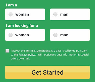 Dating site for over 40s in South Africa