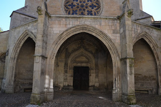 Villefranche de Rouergue. Cartoixa de Saint-Sauveur