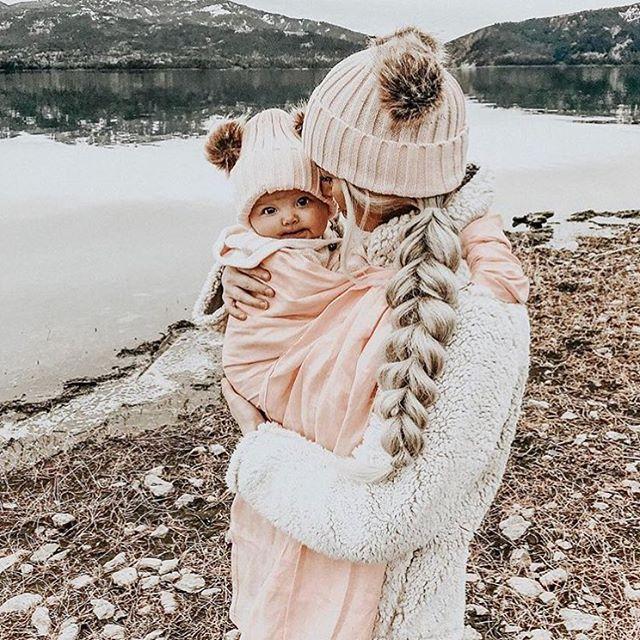 mama e hija invierno outfits