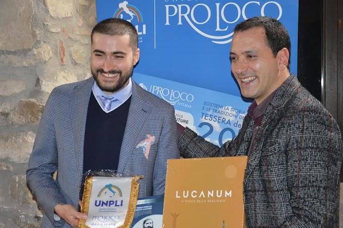 La Basilicata in ogni casa con le nuove carte Lucanum con le Pro Loco