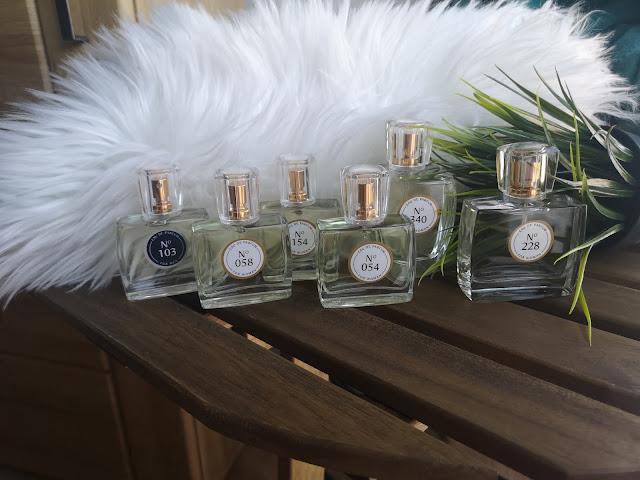 [AMBRA] Lane perfumy