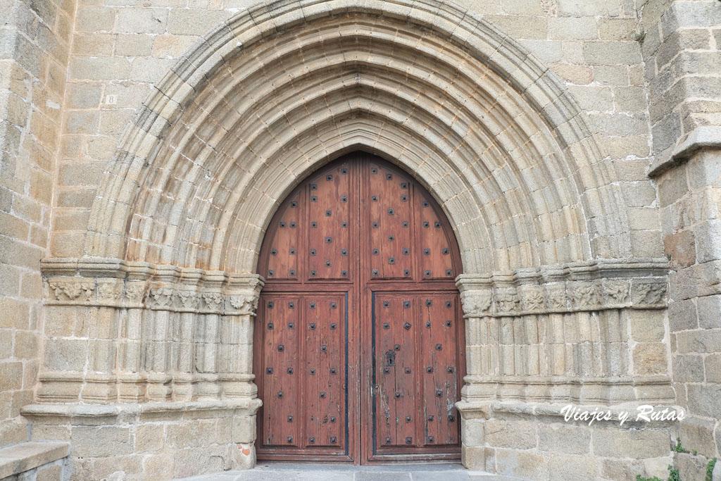 Iglesia de la Asunción de Nª Sª, El Barco de Ávila