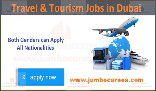 Recent travel jobs in Dubai,