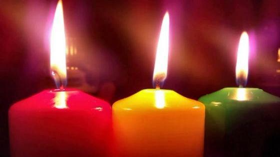 Обряд на три свечи, чтобы поправить любовные и сердечные дела