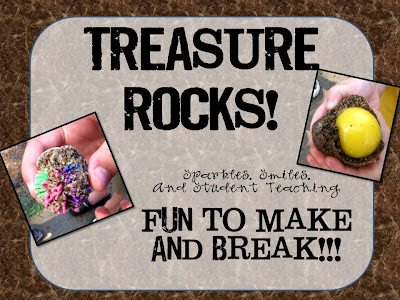 treasure rocks, science, kids, fun, rocks,