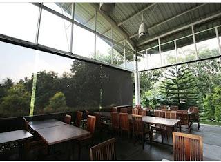 Proyek Suntex Blind Restoran
