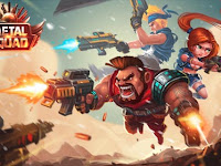 Metal Squad MOD APK v1.5.0 for Android Terbaru [Unlimited Money] Update 2018