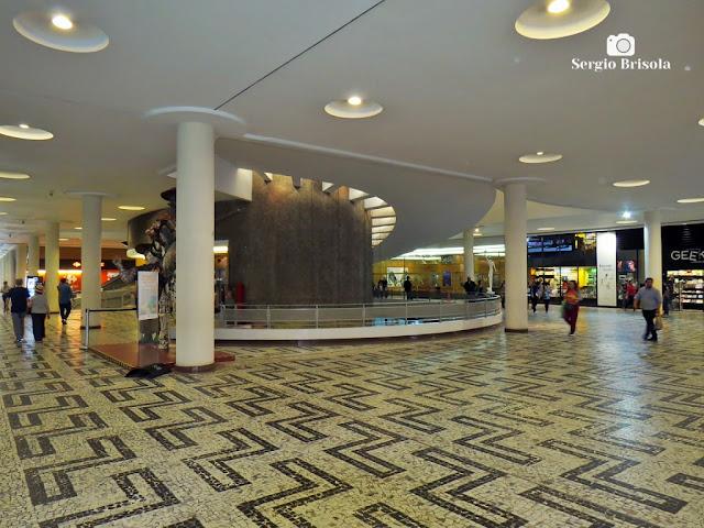 Vista do interior do Conjunto Nacional - Avenida Paulista - São Paulo