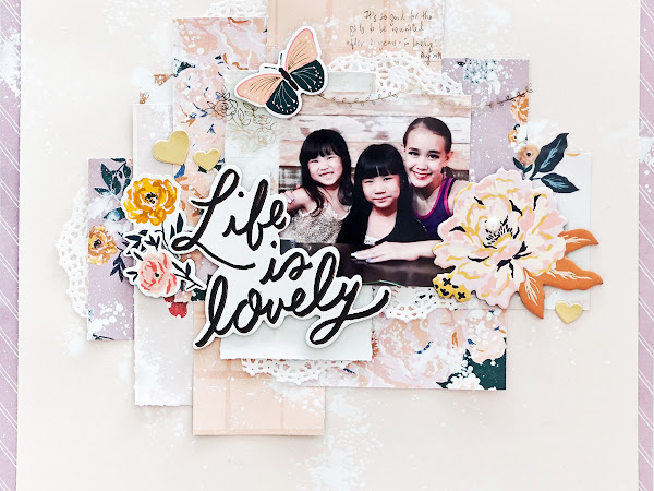 Maggie Holmes Design Team : Life Is Lovely