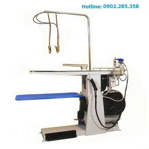Máy tẩy điểm cho xưởng giặt công nghiệp