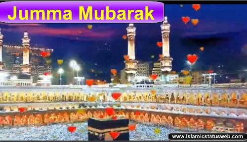 Jumma Mubarak Whatsapp Status - Islamic Whatsapp Status Video Download
